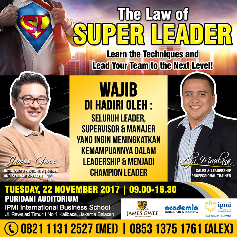 The Law of Super Leader