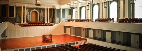 McAfee Concert Hall