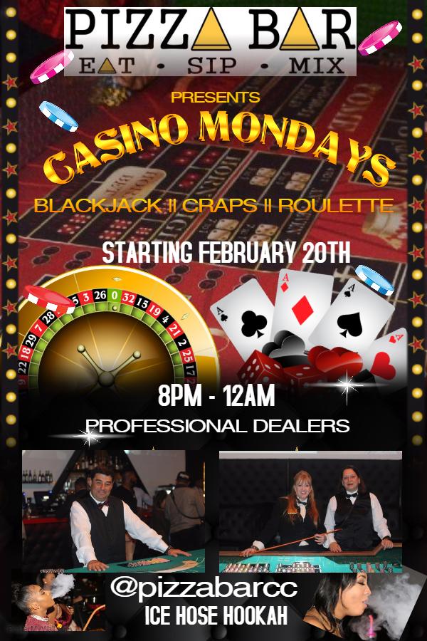 casino monday