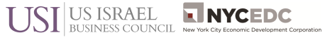 USI and NYCEDC logo