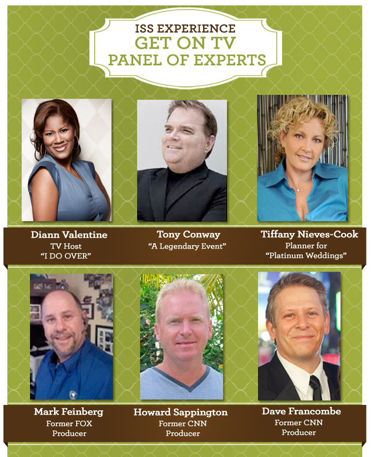 ISSE Get on TV Panel of Experts