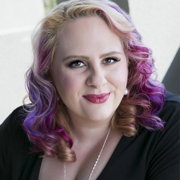 Peta-Gai McGaughlin - Founder of Iridis Cosmetics