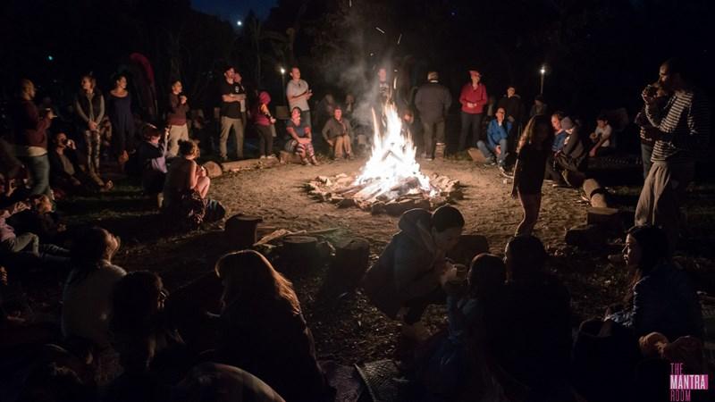 Spicy Chai at Bonfire