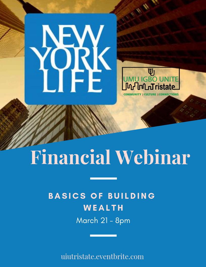 NY Life flyer