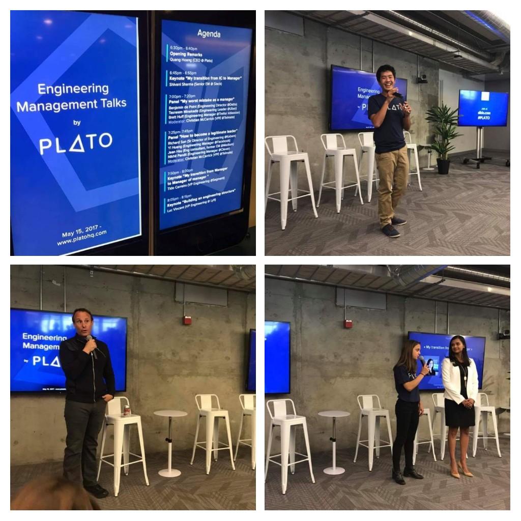 Plato event #1