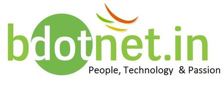 B.NET UG Meeting Logo