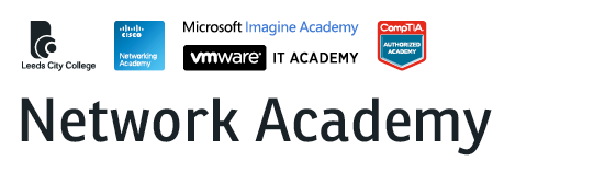 Network Academy Header