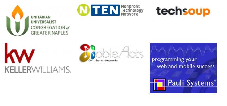 Tech4Good SWFL Sponsors