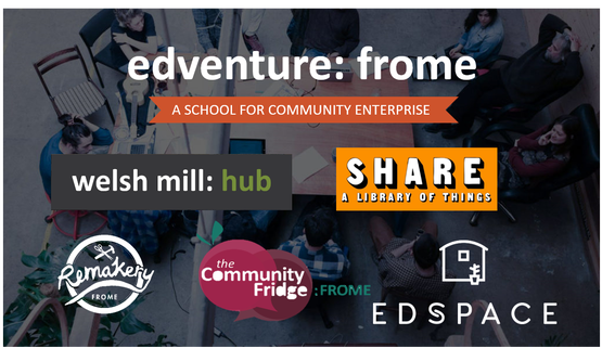 Community Enterprises by Edventure: Frome