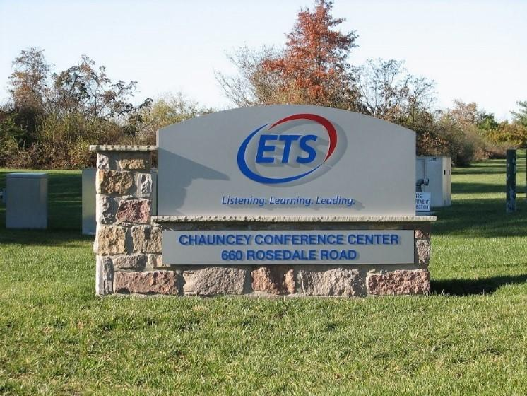 Exterior of ETS