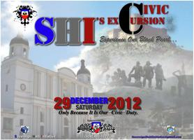 S.H.I CIVIC EXCURSION:  Destination, Haiti!