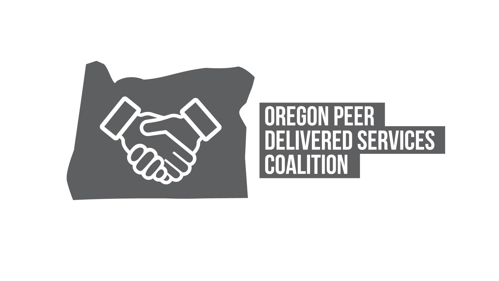 Oregon Peer Delivered Services Coalition logo
