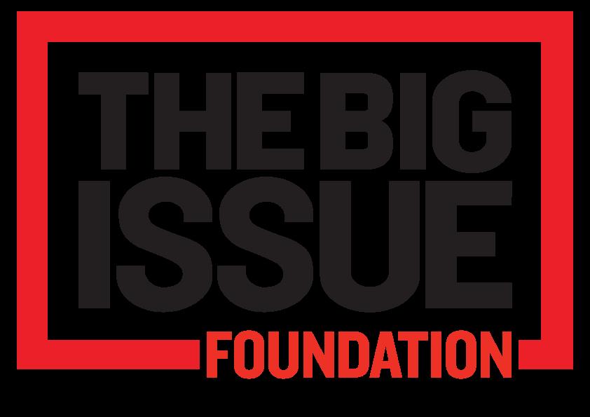 The Big Issue Foundation Logo