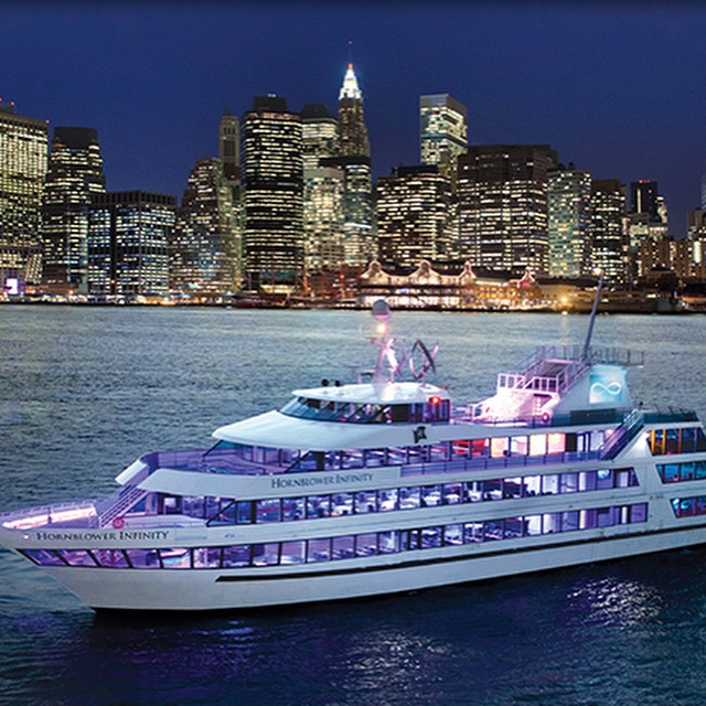The NYC Night Out At Pier All White Dinner Yacht Party III - Cruises out of nyc