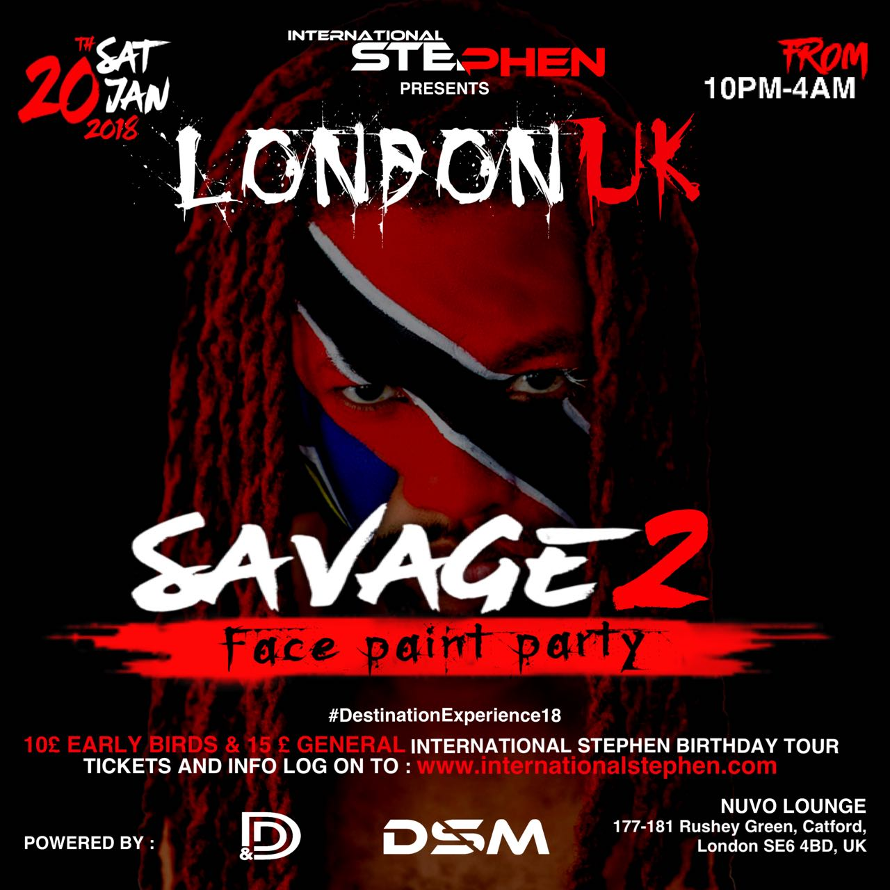 Savage 2 - London Flyer