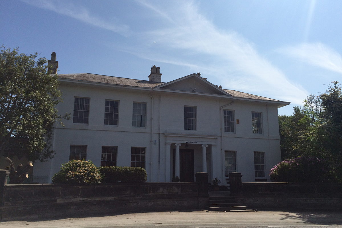 Whitehall-Venue