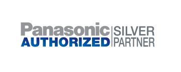 Panasonic Authorized Silver Partner Logo