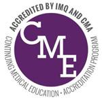 CME logo purple