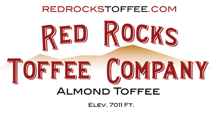 Red Rocks Toffee
