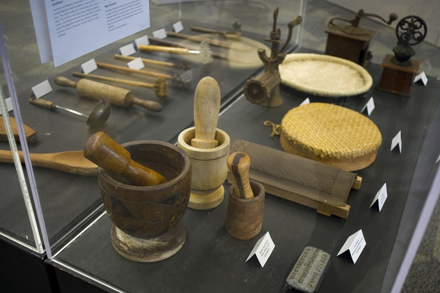 Items from the Culinary Museum
