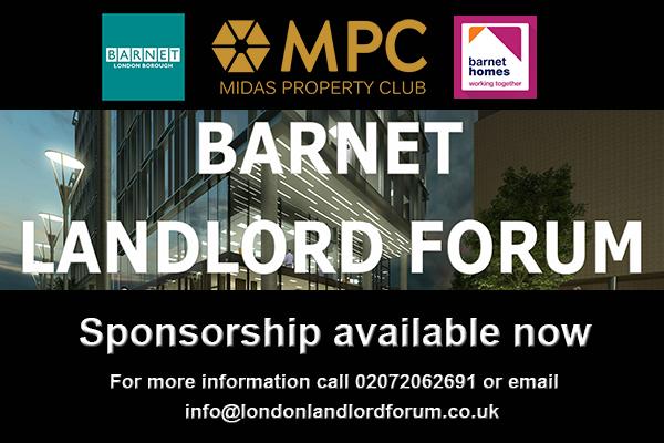 Sponsor at Barnet Landlord Forum