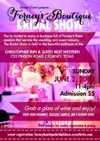Forney's Boutique Bridal Show