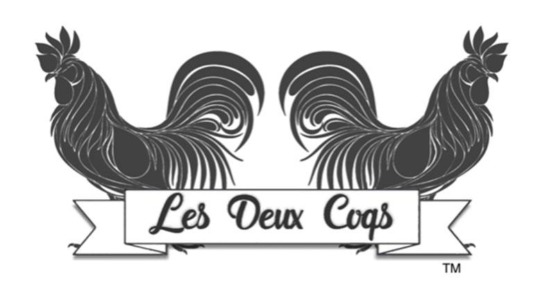 Les Deux Coqs logo