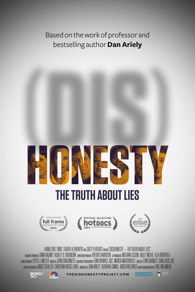 Dishonesty Poster