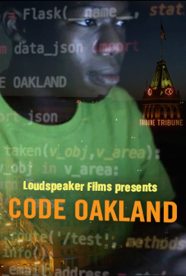 Code Oakland Poster