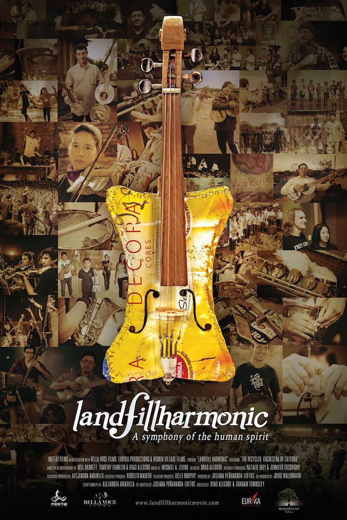 Landfill Harmonic Poster