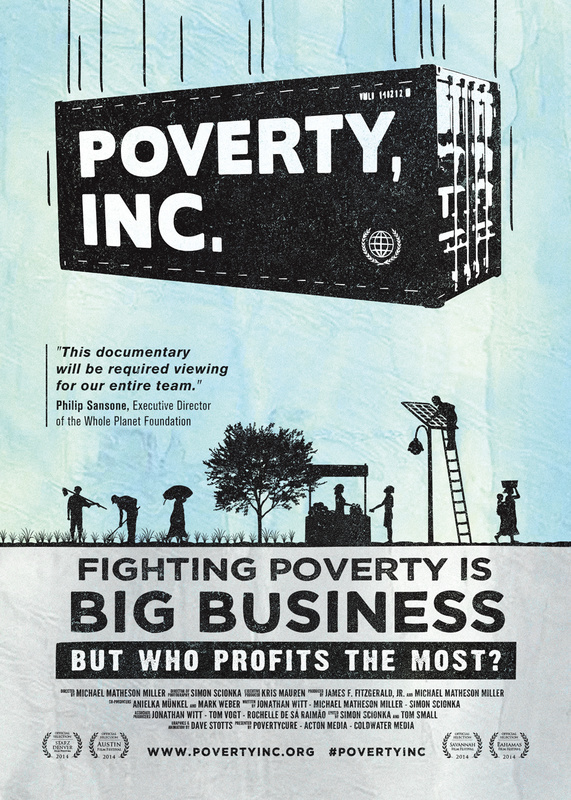 Poverty Inc Poster