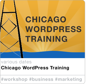 Chicago WordPress Training