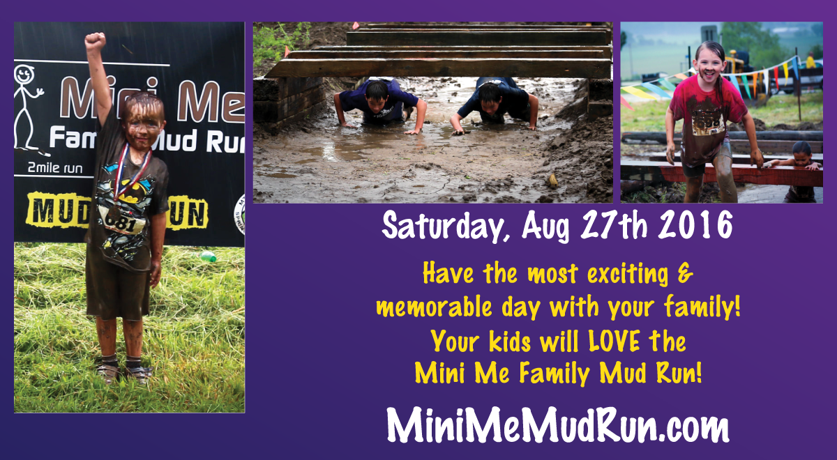 MiniMe Family Mud Run