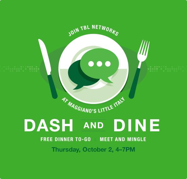 TBL Networks Richmond Dash & Dine Event