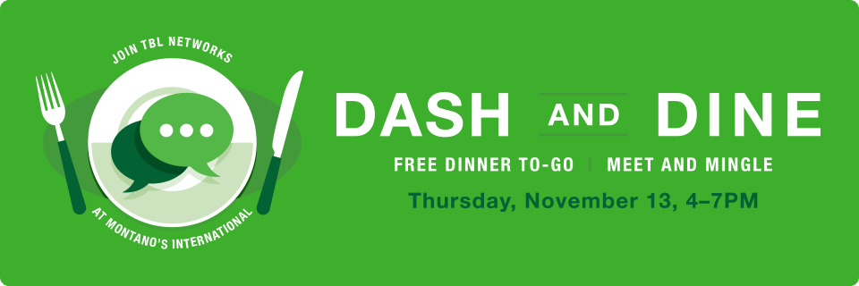 TBL Networks Roanoke Dash & Dine Networking Event