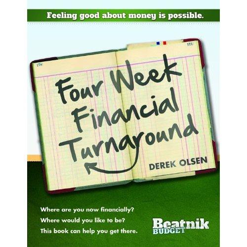 four week financial turnaround