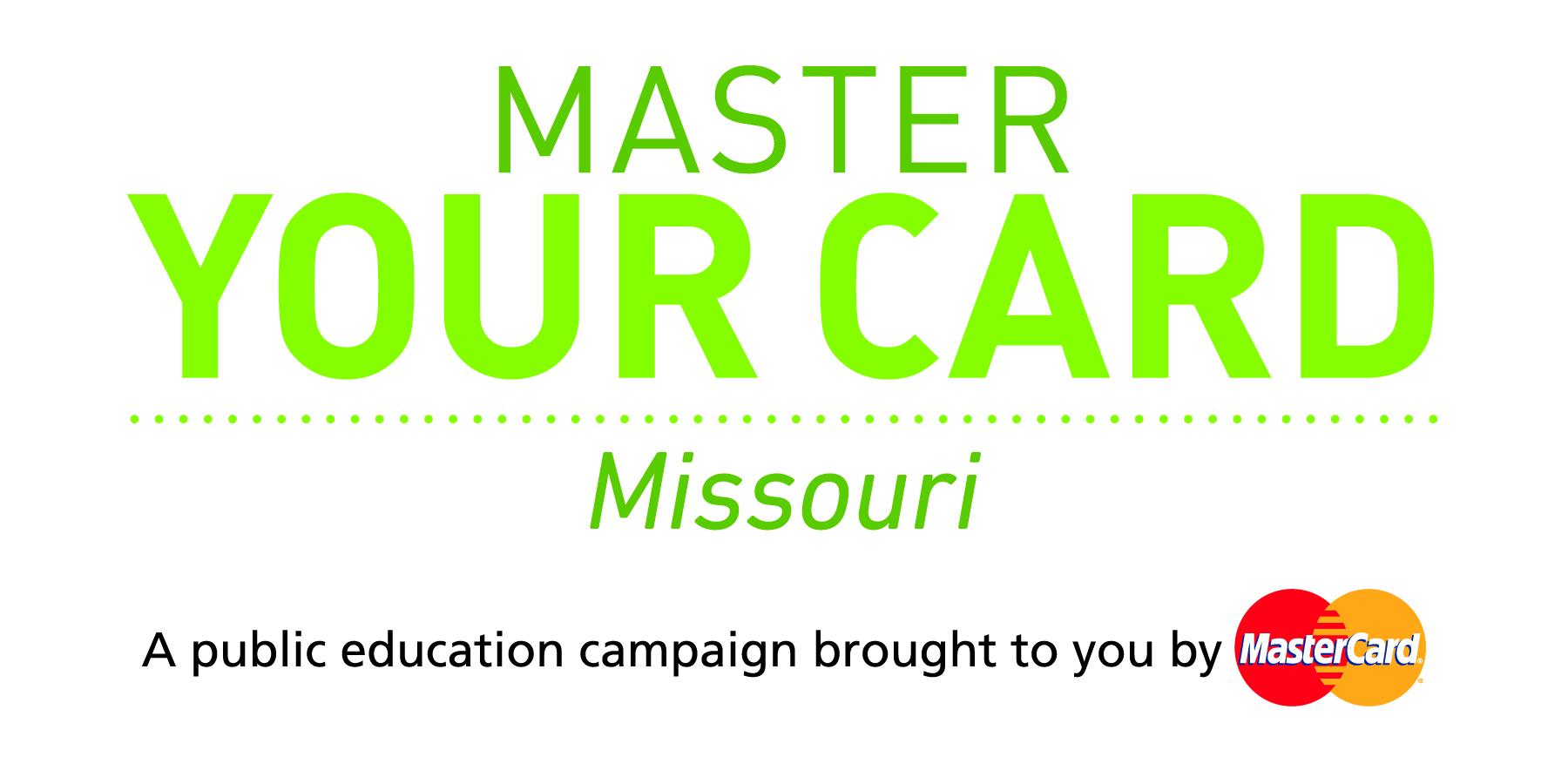 Master Your Card Missouri Logo