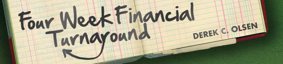 four week financial turnaround