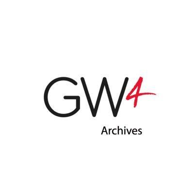 GW4 Archives logo