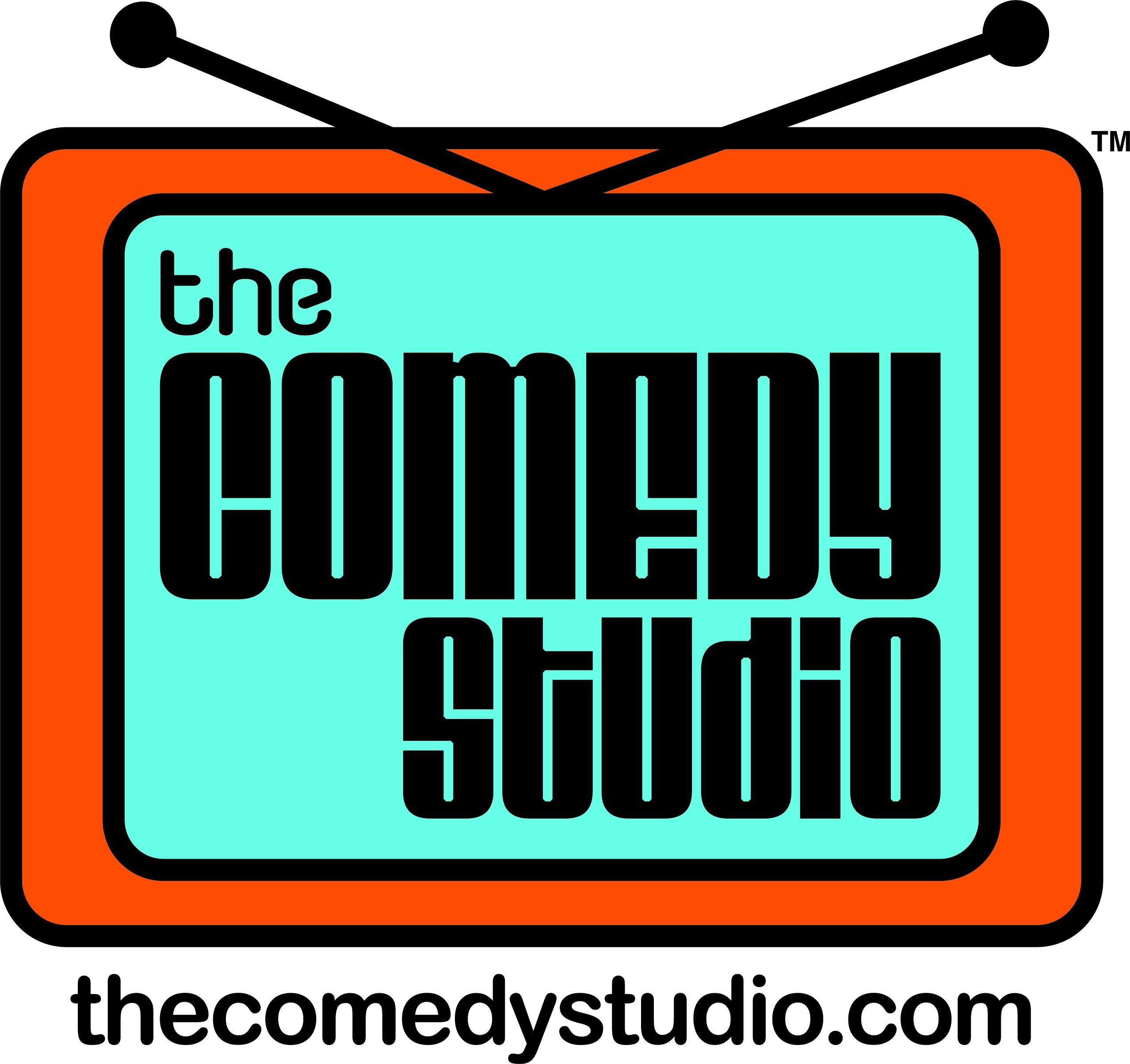 The Comedy Studio Logo