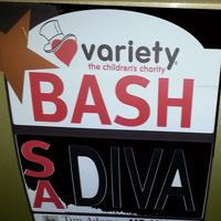 Fundraising for Variety Children's Charity at Fishtail