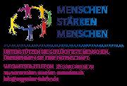Logo des Bundesprogramms Menschen stärken Menschen