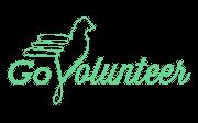 Das Logo von GoVolunteer