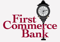 First Commerce Bank
