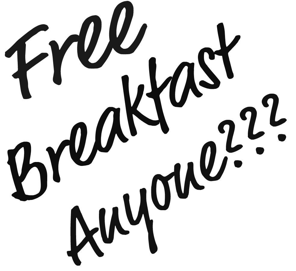 free breakfast 2