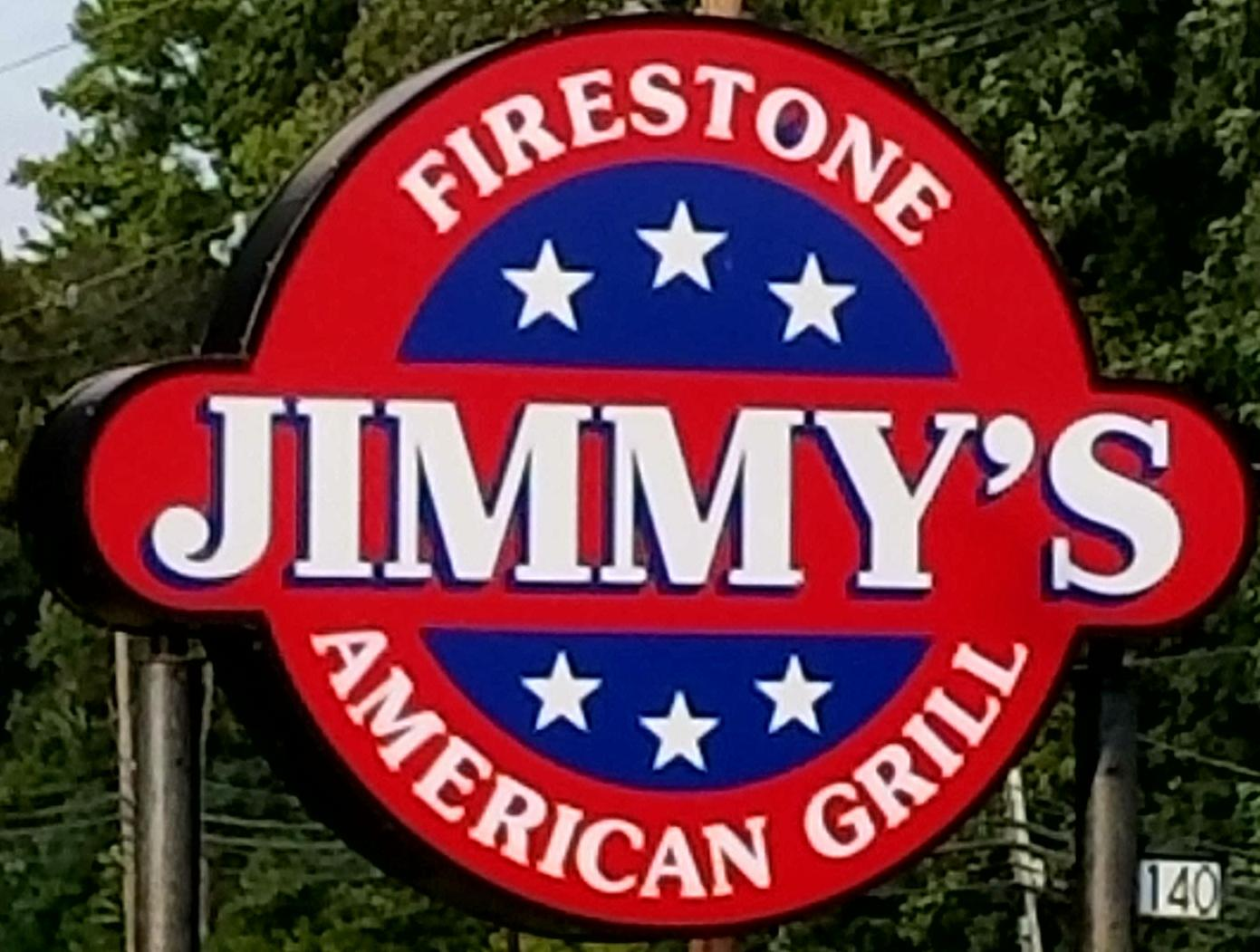 jimmy's firestone grill