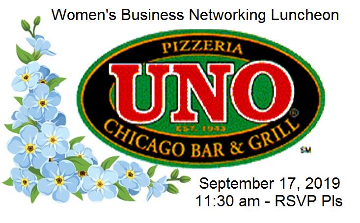 Women's Biz Networking Luncheon