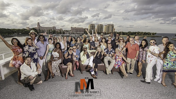 Mad Men and Women of Tampa Bay Cruise Pic