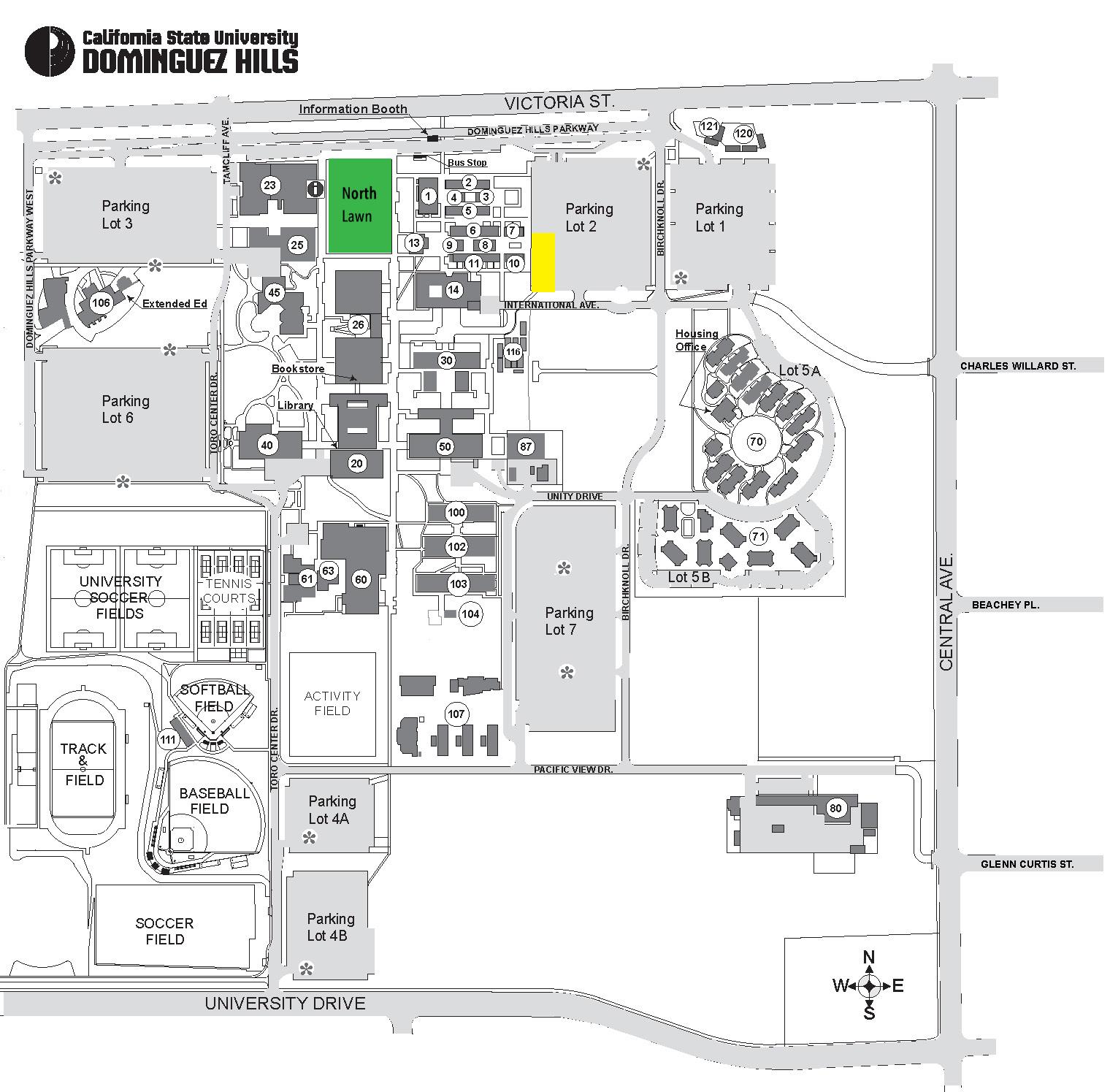 CSUDH Map Lot 2