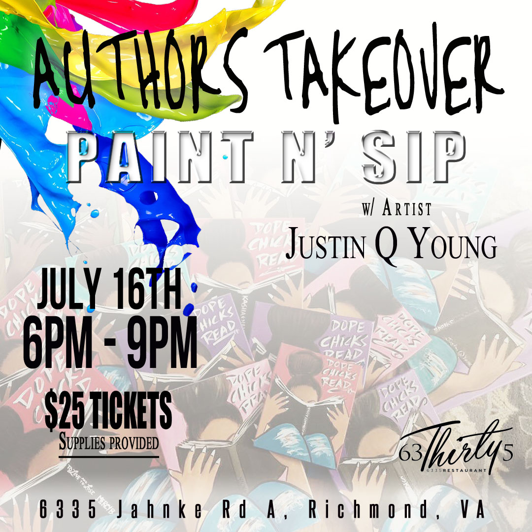 authors takeover paint n 39 sip rva tickets sun jul 16
